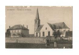 ZEVECOTE. - De Kerk En De Pastorij (1918). - Gistel