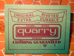 QUARRY CASUAL - Other