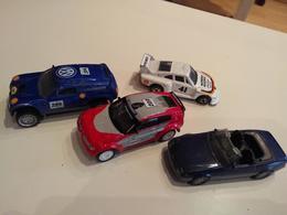 MARQUES DIVERSES - Lots De Véhicules - Norev - Siku - Corgi - Cars & 4-wheels