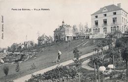 "Genval-""villa Rossel""-parc De Genval-1909-animée - Rixensart"