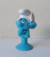 - SCHTROUMPFS - Le Schtroumpf Poète - Micro Popz. Super U - Peyo - - Smurfs