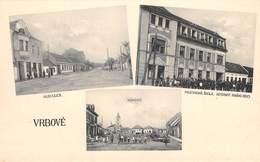 CPA Slovaquie / Slovakia - VRBOVE - Slovakia