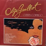 LP Argentino De Olga Guillot Año 1984 - Vinyl Records