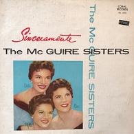 LP Argentino De The McGuire Sisters Año 1956 - Jazz