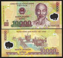 Vietnam 10.000 Dong UNC FdS Ho Chi Min Viet Nam - Vietnam