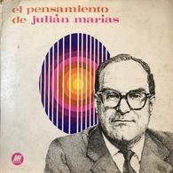LP Argentino Y Doble De Julián Marías Año 1970 - Vinyl Records
