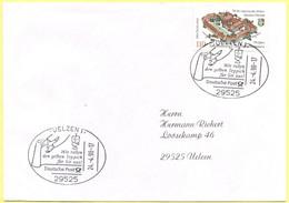 GERMANIA - GERMANY - Deutschland - ALLEMAGNE - 1998 - 110 750 Jahre Zisterzienserinnen-Abtei Sankt Marienstern - Special - BRD