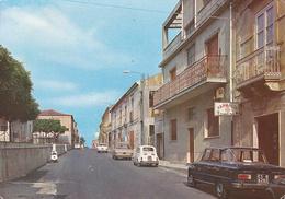VIBO VALENTIA - Briatico - Via Garibaldi - Farmacia - Alfa Romeo Alfetta - Piaggio Vespa - 1973 - Vibo Valentia