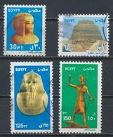 °°° EGYPT - YT 1729/31/33/34 - 2002 °°° - Egypt