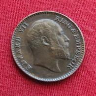 British India 1/12 Anna 1908 KM# 498  *V2   Inde Indie Indien - India