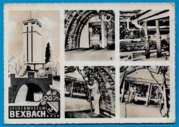 CPSM AK Grubenmuseum BEXBACH Saar (Mine Charbon) Multivues Multi-vues - Alemania