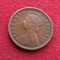 British India 1/12 Anna 1901 KM# 483   Inde Indie Indien Pie - Inde