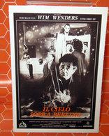 IL CIELO SOPRA BERLINO CIAK MINI LOCANDINA - Manifesti & Poster