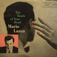 LP Estadounidense De Mario Lanza Año 1955 - Vinyl Records