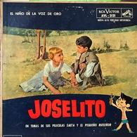 LP Argentino De Joselito Año 1961 - Vinyl-Schallplatten