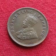 British India 1/12 Anna 1924 (c) KM# 509  Inde Indie Indien Pie - Inde