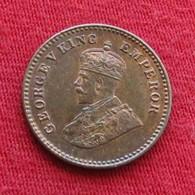 British India 1/12 Anna 1925 (c) KM# 509  Inde Indie Indien Pie - Inde