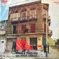 LP Argentino De D'agostino - Vargas Año 1962 Reedición - World Music