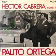 LP Argentino De Héctor Cabrera Año 1970 - Vinyl Records