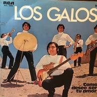 LP Argentino De Los Galos Año 1970 - Vinyl Records