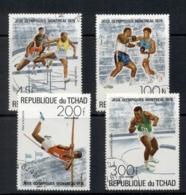 Chad 1976 Summer Olympics Montreal CTO - Chad (1960-...)