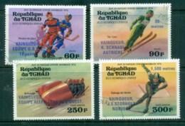 Chad 1976 Winter Olympics, Winners CTO - Chad (1960-...)