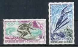 Chad 1978 Winter Olympics Grenoble MUH - Chad (1960-...)