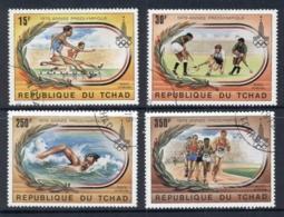 Chad 1979 Pre Olympics CTO - Chad (1960-...)