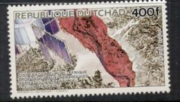 Chad 1980 Europafrica, Infared Crop Photo MUH - Chad (1960-...)