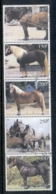 Chad 1998 Horses Str5 CTO - Chad (1960-...)
