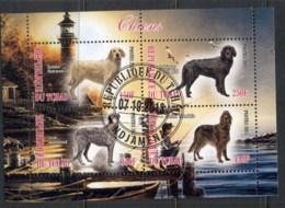 Chad 2013 Dogs MS CTO - Tchad (1960-...)