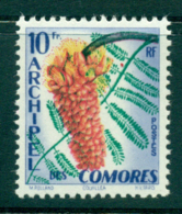 Comoro Is 1959 Flower MUH Lot38748 - Komoren (1975-...)
