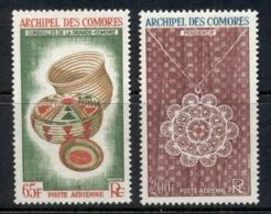 Comoro Is 1963 Handicrafts MLH - Comoros