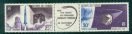 Comoro Is 1966 A1 Satellite Pr + Label MLH Lot73326 - Comoros
