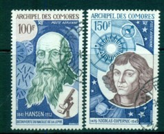 Comoro Is 1973 Hansen & Copernicus FU Lot73335 - Comoros