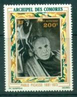 Comoro Is 1973 Pablo Picasso MLH Lot73336 - Comoros