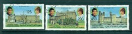 Comoro Is 1981 Charles & Diana Wedding CTO Lot73356 - Comoros