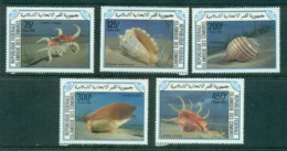 Comoro Is 1985 Sea Shells MUH Lot73371 - Comoros