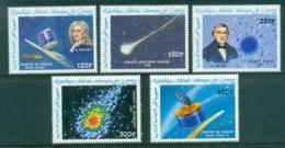 Comoro Is 1986 Halley's Comet MUH - Isole Comore (1975-...)