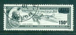 Comoro Is 1988 Early Aviators & Aircraft 150f Surch CTO Lot73378 - Comoros