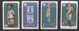 Bophuthatswana 1982 Boy Scouts 75th Anniv. MUH - Bophuthatswana