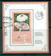 Ciskei 1987 Edible Mushrooms MS FU - Ciskei