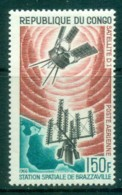 Congo 1966 Space Satellite D1 MUH - Congo - Brazzaville