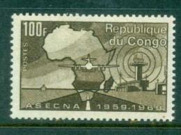 Congo 1969 ASECNA MLH - Congo - Brazzaville