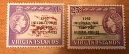 Virgin Islands - MNH** - 1968 - # 190/191 - British Virgin Islands