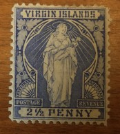 Virgin Islands - MH* - 1889 - # 23 - British Virgin Islands