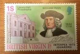 Virgin Islands - MNH** - 1973- # 253 - British Virgin Islands