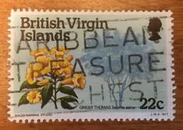 Virgin Islands - (o)  - 1978 - # 339 - British Virgin Islands