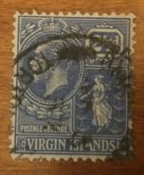 Virgin Islands - (o)  - 1922-1928 - # 59 - British Virgin Islands