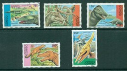Congo 1993 Prehistoric Animals CTO Lot20963 - Congo - Brazzaville
